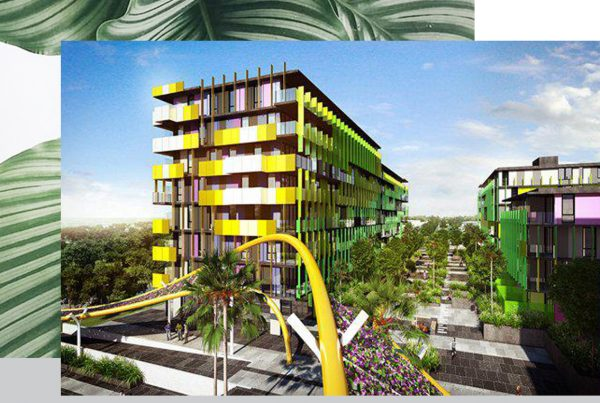 The Games Village the largest urban renewal project for the Gold Coast with $550 million investment