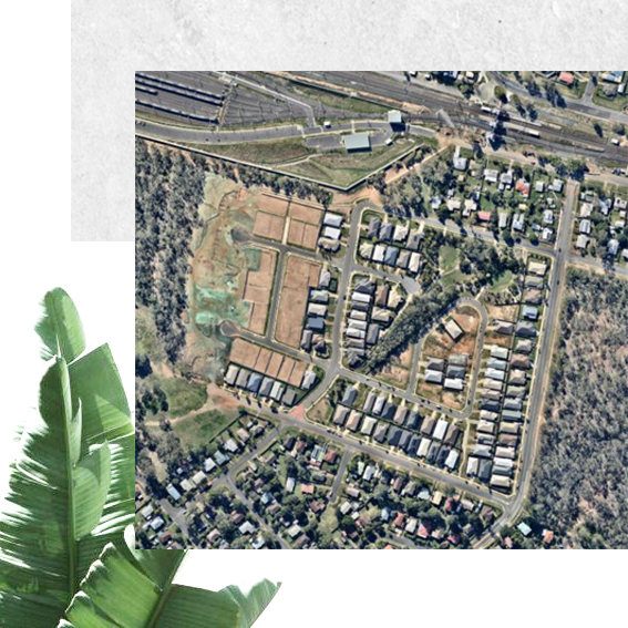 Plan Sealing of Subdivision lots in Brisbane by Hickey Oatley Planning and Development